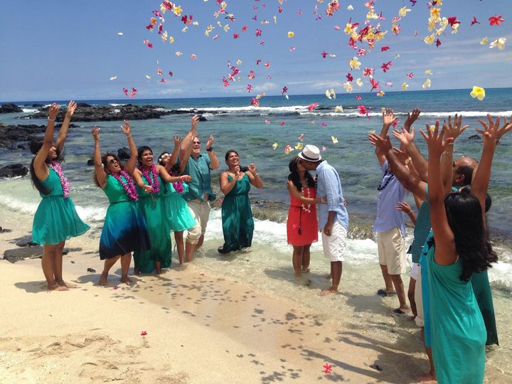 Tmx 1472689099938 11420974146139397750972463827967454004079o 1 Kailua Kona, HI wedding planner