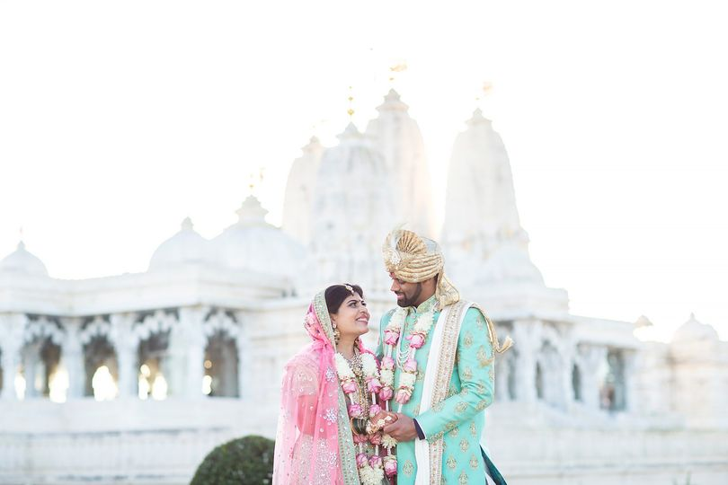 Indian Hindu Wedding