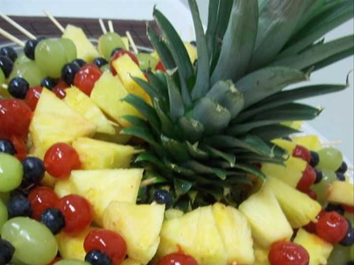 Tmx 1329760446688 Fruitkabobs1 Rogue River, OR wedding catering
