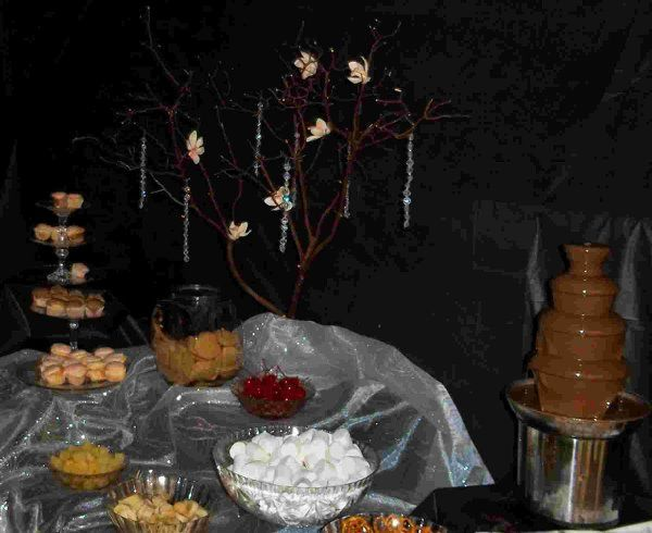 Tmx 1329760658594 Chocolatefountain Rogue River, OR wedding catering