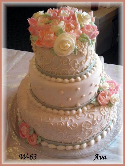 rush city bakery wedding cake pine city mn weddingwire. Black Bedroom Furniture Sets. Home Design Ideas