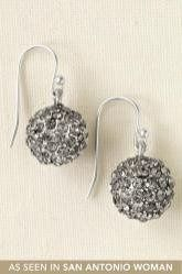 Tmx 1303419678723 SoireeEarringsinSilver Reading wedding jewelry