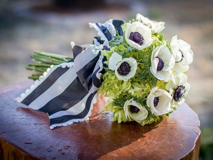 Tmx 1362406745545 Blacknwhitebouquet Garner, North Carolina wedding florist
