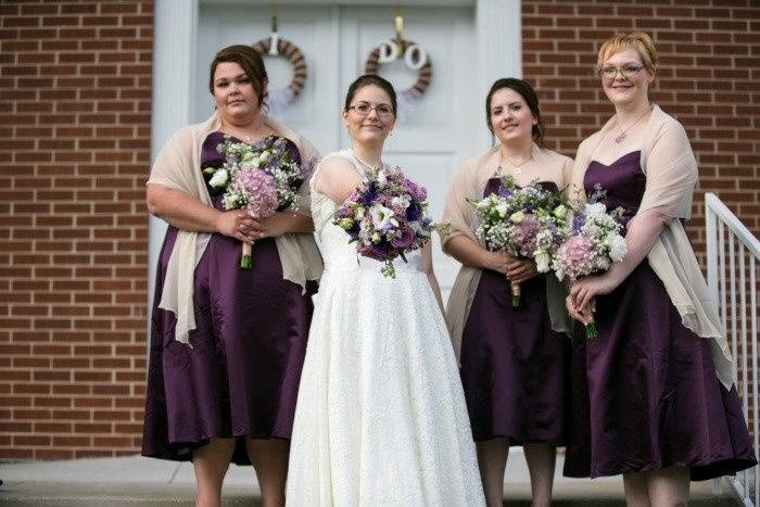 Tmx 1385400183561 Dia927cdec630344 Www.blueboxweddings.com Casp775 Garner, North Carolina wedding florist