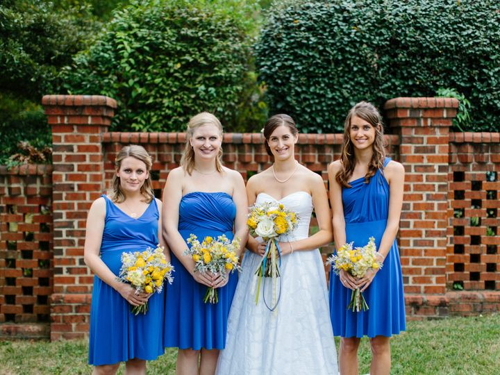 Tmx 1385400350514 Alison  Andrew 139 Of 64 Garner, North Carolina wedding florist