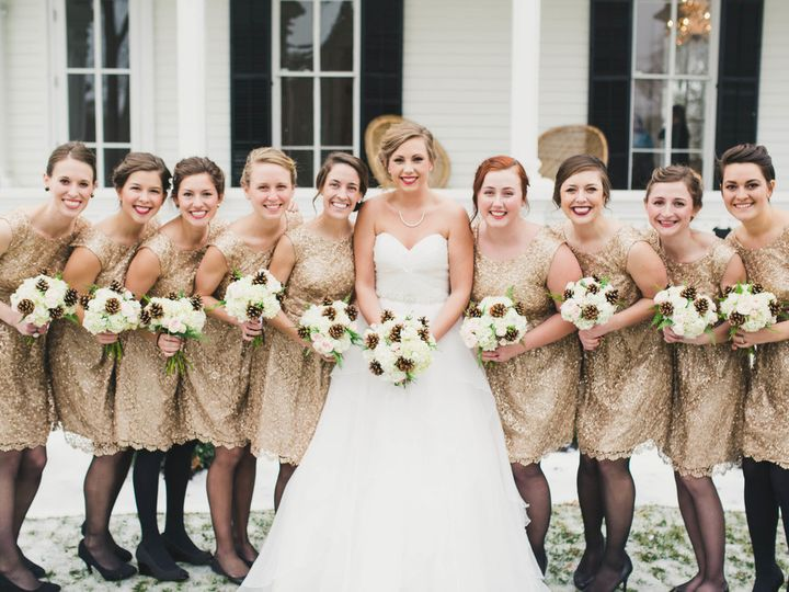 Tmx 1426701353004 Kaity And Girls Garner, North Carolina wedding florist