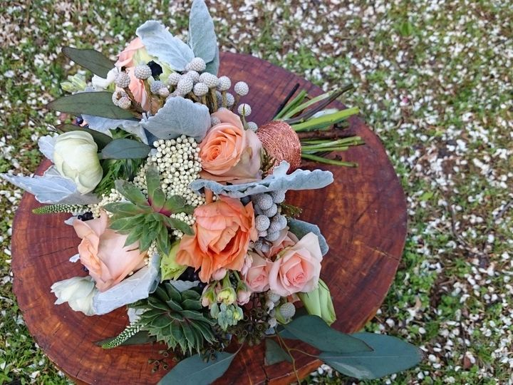 Tmx 1427598564860 Dsc0140 Garner, North Carolina wedding florist
