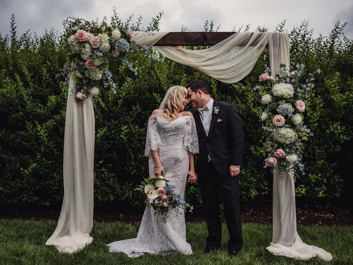 Tmx Ceremony Bride And Groom 4 Rti 51 548509 1573484698 Garner, North Carolina wedding florist