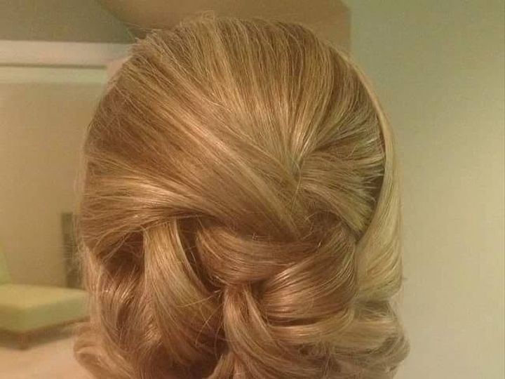 Tmx 1426357612878 Updo 6 Doylestown, Pennsylvania wedding beauty