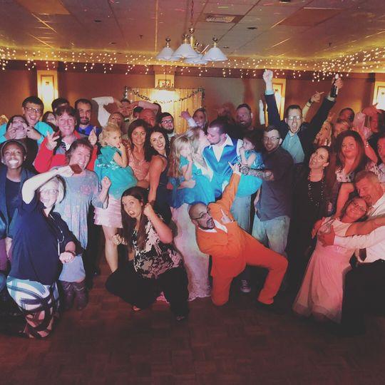 Duvendack wedding