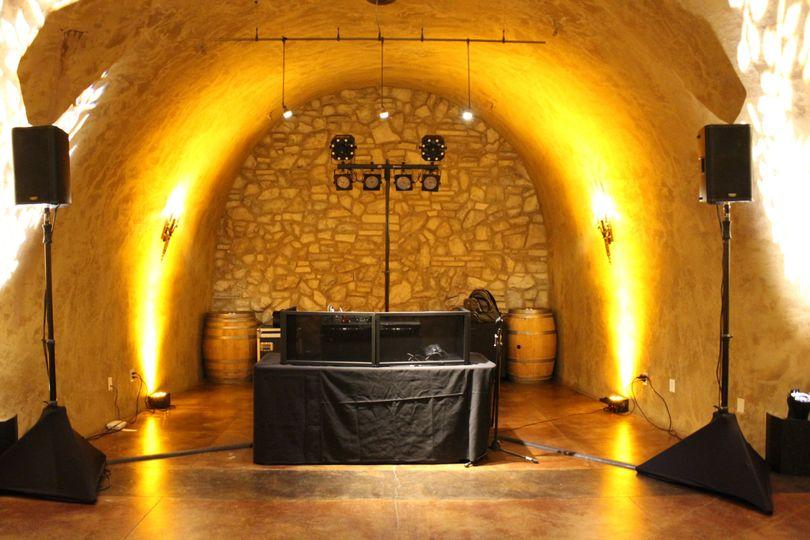 Meritage Wine Cave