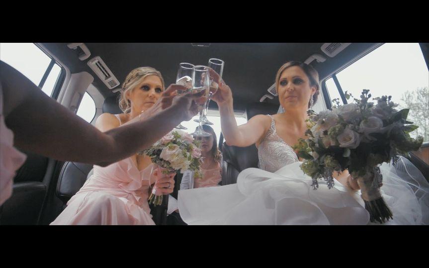 Bride and bridesmaids - Tre Flix Productions