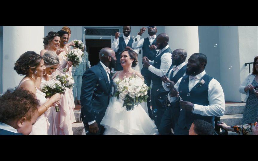The wedding party - Tre Flix Productions