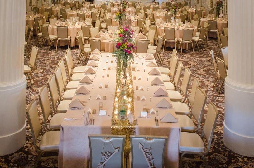 Hotel Blackhawk Venue Davenport Ia Weddingwire