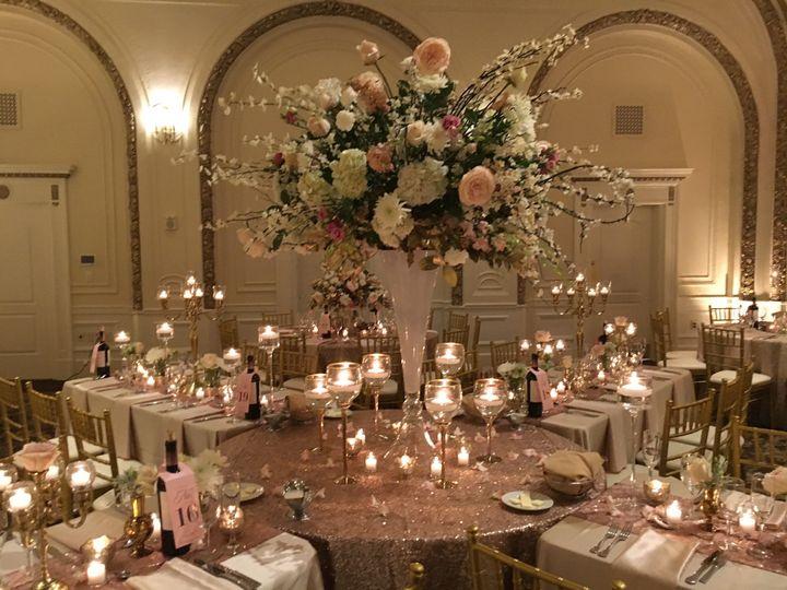 Tmx 1494265396093 Goldroom3 Davenport, Iowa wedding venue