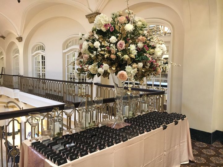 Tmx 1494265565954 Placecardtable Davenport, Iowa wedding venue