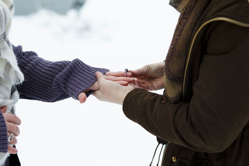 A surprise proposal