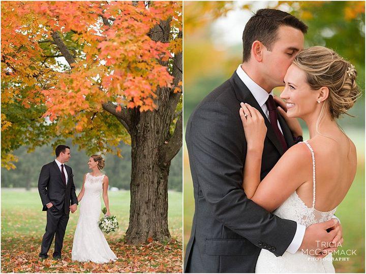 Couple - Fall