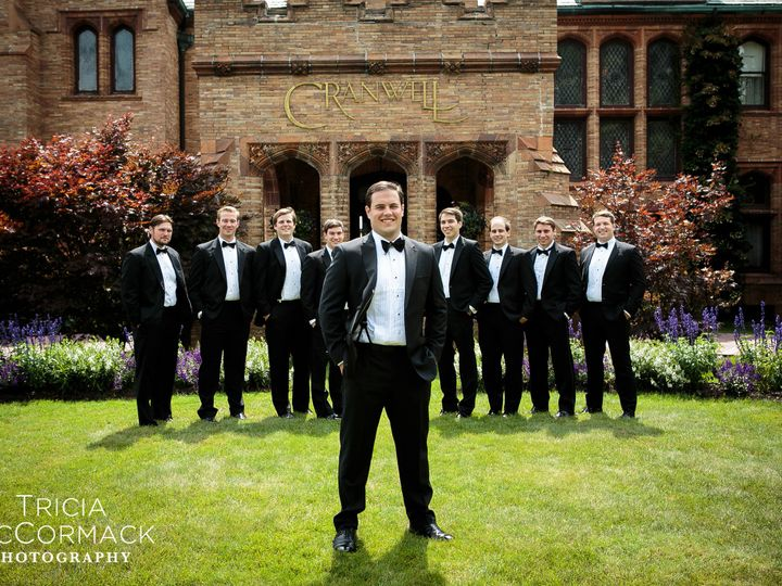 Tmx 1509644575767 Guys In Front Of Mansion Lenox, New York wedding venue