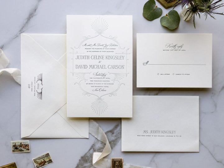 Tmx Deco Modern 1 1231x800 51 1052609 New Orleans, LA wedding invitation