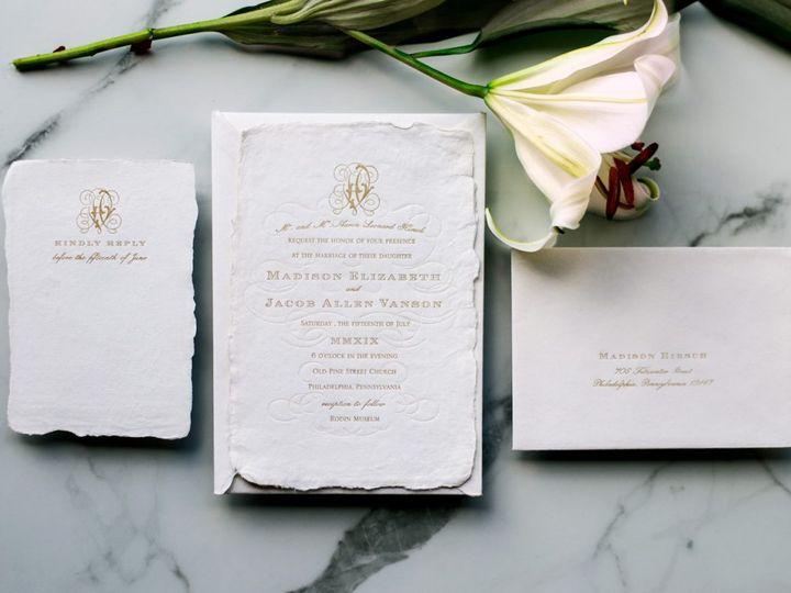 Tmx Romantic 5 1231x800 51 1052609 New Orleans, LA wedding invitation