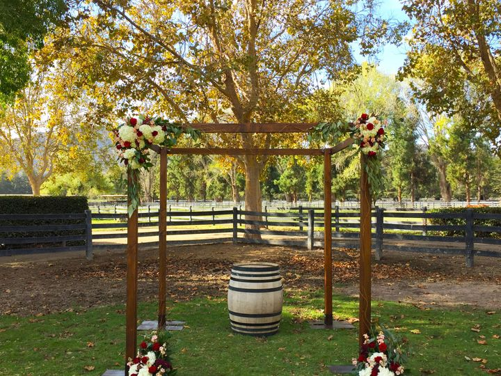Tmx 1509731496233 Wood Chuppah Santa Barbara, CA wedding rental