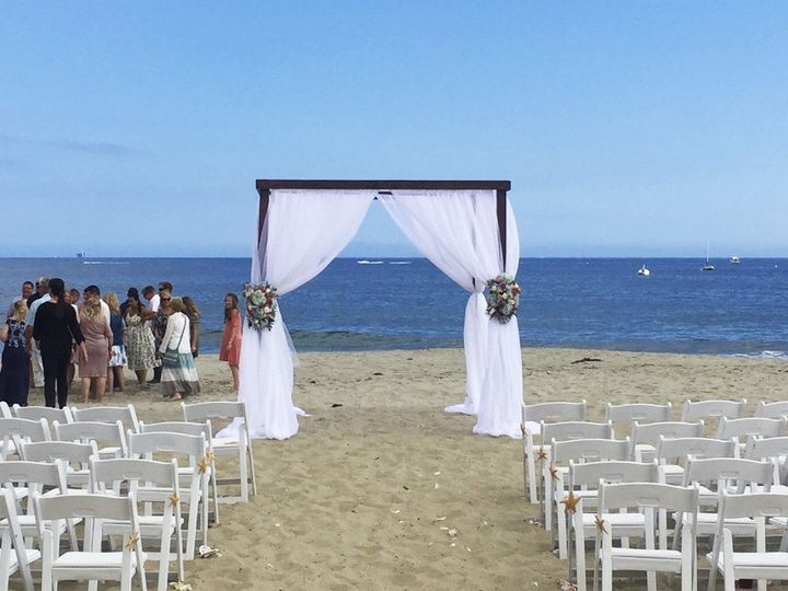 Tmx 1509732491852 Chuppah Rental Santa Barbara Santa Barbara, CA wedding rental