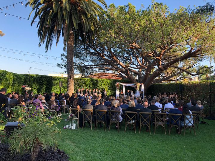 Tmx Chuppah Wedding Riviera Mansion 51 373609 Santa Barbara, CA wedding rental