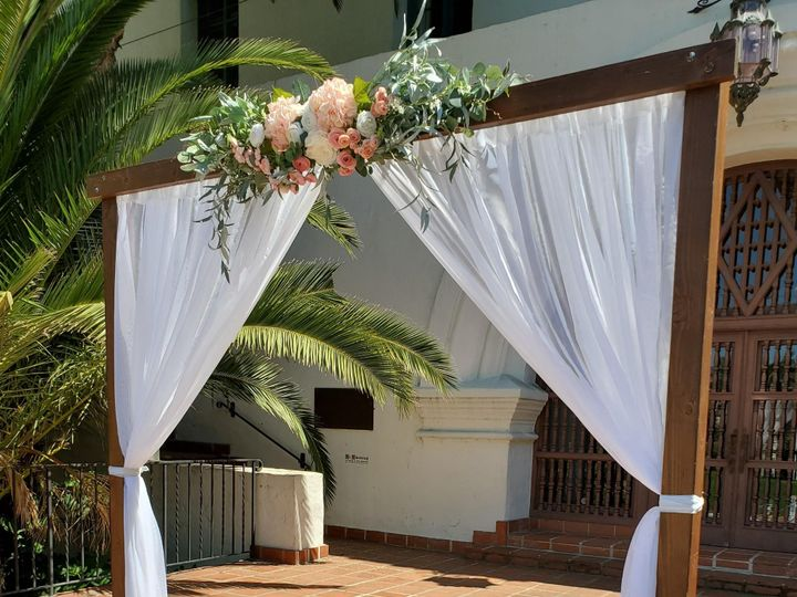 Tmx Faux Wedding Arch Flowers Just 4 Fun Party Rentals 51 373609 157722748891142 Santa Barbara, CA wedding rental