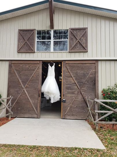 Real barn doors