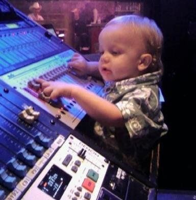 My future DJ, Collin