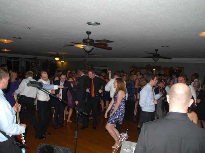 Tmx 1483983456890 Band From Behind Newport wedding band