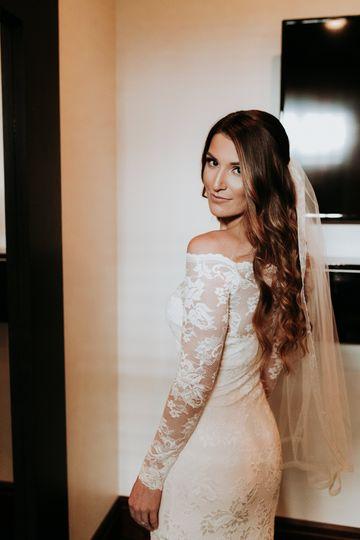 Bridal look | Www.emmahopp.photography/