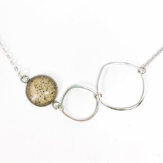 Beach Sand Artisan Necklace
