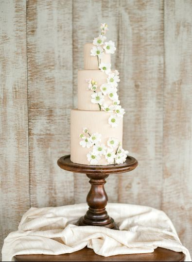 southern wedding cake kt merry
