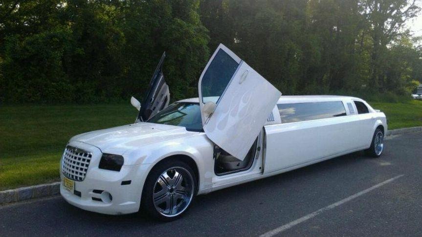 1st class limousine