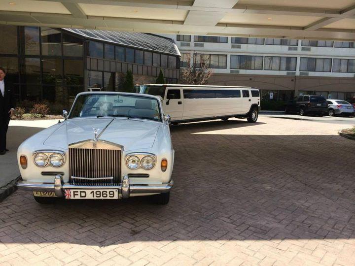 Tmx 1405452422759 Limos Union, New Jersey wedding transportation
