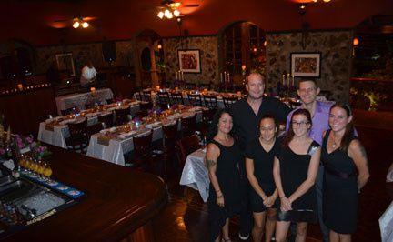 staff dining rom