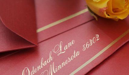 Bachcroft & Co. Wedding Labels
