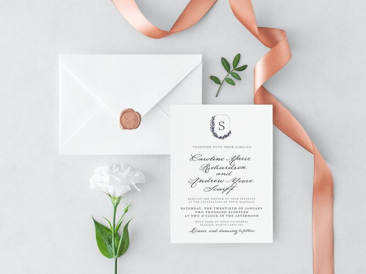 Tmx Ss Legacy 51 777609 1570029262 Raleigh, NC wedding invitation