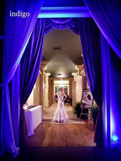 "Bride waiting to say ""I Do"""