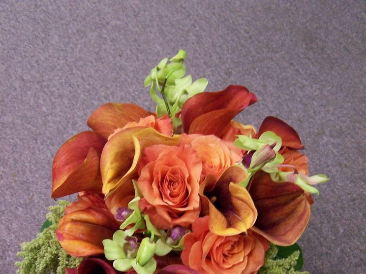 Tmx 1424898216494 Bridal Bqts 003 Owings Mills, Maryland wedding florist