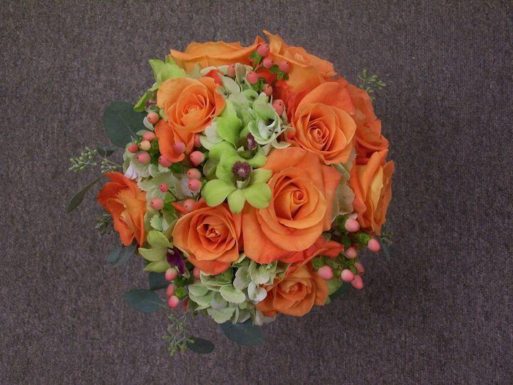 Tmx 1424898236276 Bridal Bqts 016 Owings Mills, Maryland wedding florist