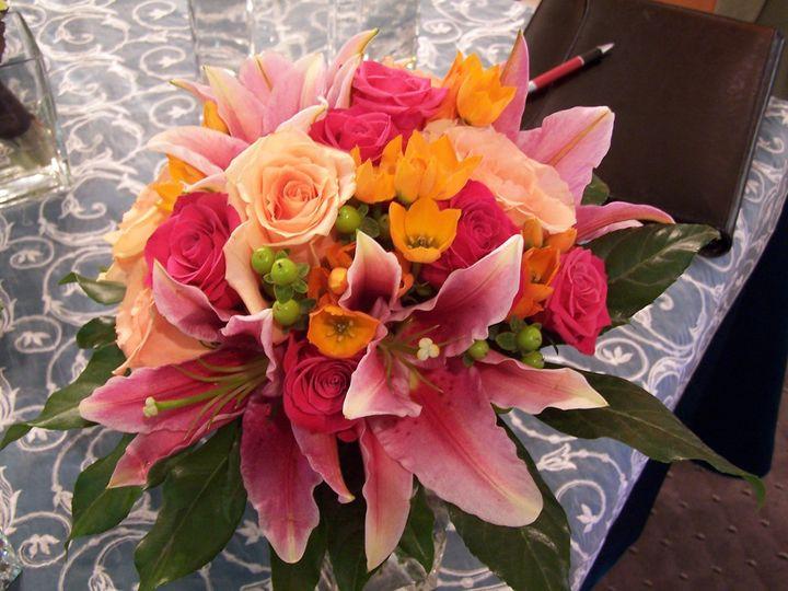 Tmx 1424898489101 Bridal Show Radcliffe Jewelers 5 7 06 013 Owings Mills, Maryland wedding florist