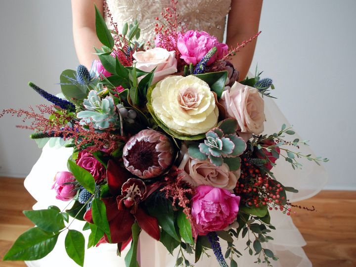 Tmx 1484068044561 12.11flowersandfancies Owings Mills, Maryland wedding florist