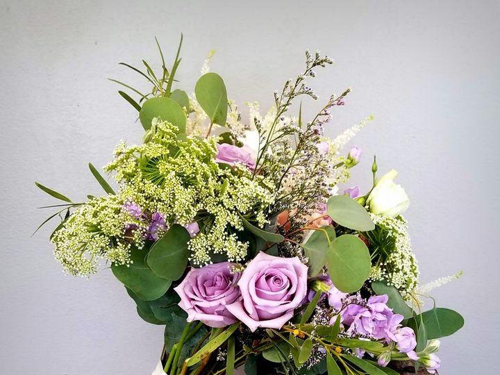 Tmx 1512764219518 Purple Garden 4.5 Owings Mills, Maryland wedding florist