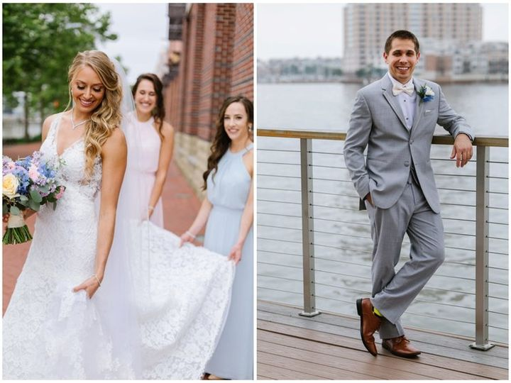 Tmx First Look Baltimore Wedding Photographer Urban Row Photo 0025 51 29609 Owings Mills, Maryland wedding florist
