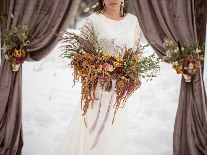 Tmx Missoula Montana Florist Montana Wedding Flowers Dried Flowers Wedding Arch Velvet Curtains Bridal Bouquet 51 1049609 Florence, MT wedding florist