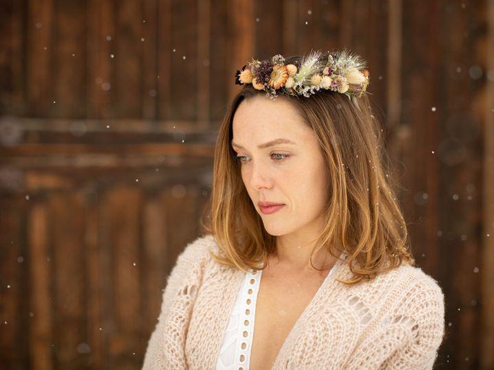 Tmx Missoula Montana Florist Wedding Dried Flower Crown 51 1049609 Florence, MT wedding florist