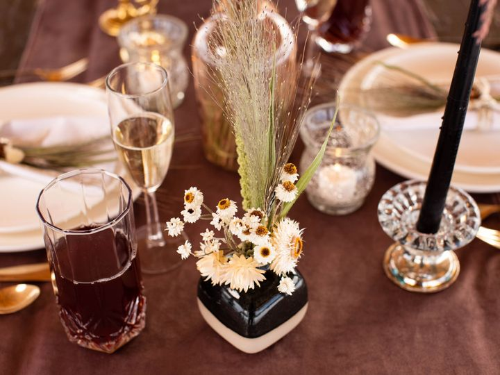 Tmx Missoula Montana Florist Wedding Flowers Dried Flower Table Scape Petite Table Arrangement 51 1049609 Florence, MT wedding florist